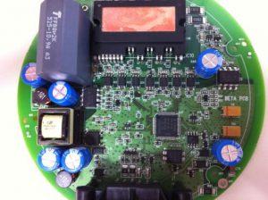 Brushless motor speed controller